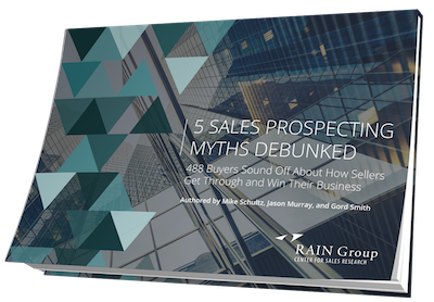 5 Sales Prospecting Myths Debunked