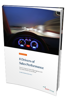 8 Drivers of Sales Performance