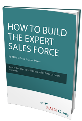 How to Build the Expert Sales Force