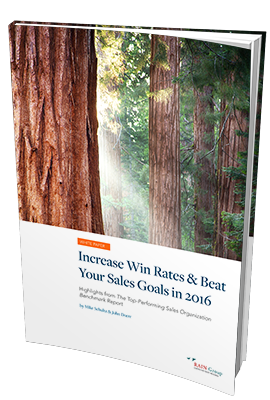 Increase Win Rates & Beat Your Sales Goals in 2016