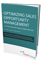 Optimizing Sales Opportunity Management