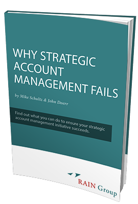 Why Strategic Account Management Fails
