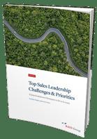 Top Sales Leadership Challenges Priorities