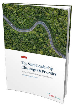 Sales White Papers, Guides & eBooks - cover